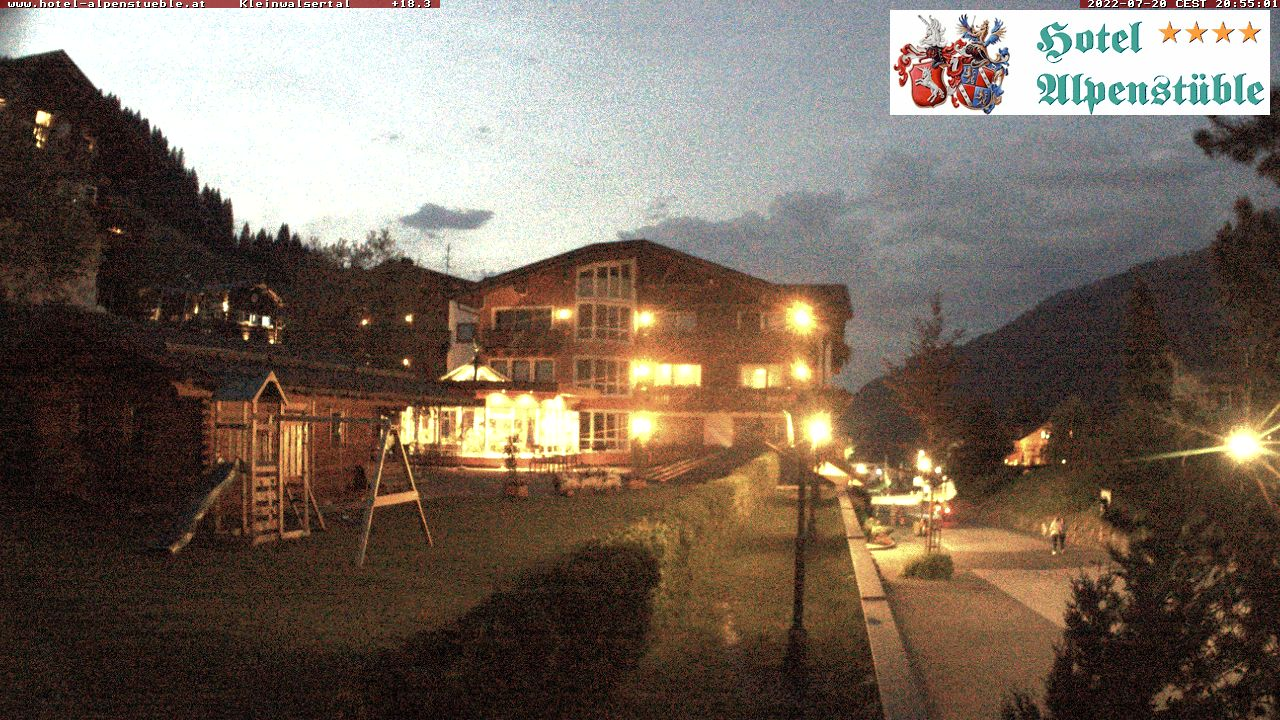 Webcam Alpenstüble Hotel