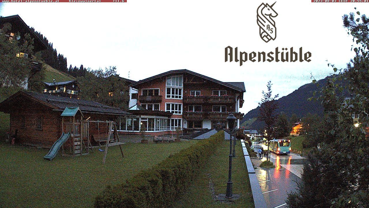 Webcam Alpenstüble Hotel  im Allgäu