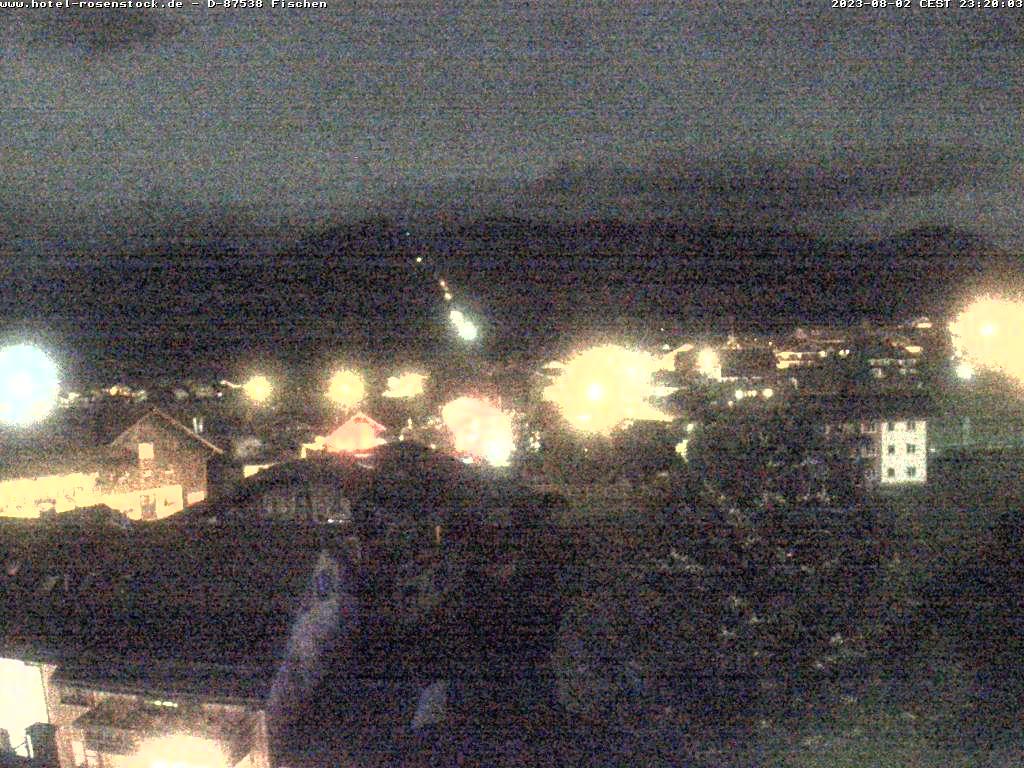Webcam Hotel Rosenstock im Allgäu
