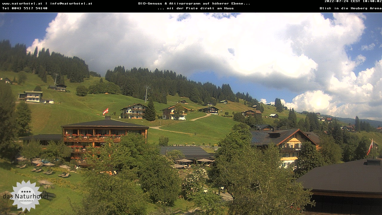 Unsere Webcam