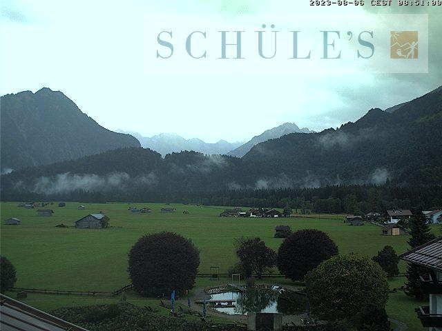 Webcam-Bild: Webcam - SCHÜLE'S Gesundheitsresort & Spa