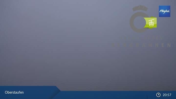 Webcam-Bild: Webcam - Hochgrat Bergstation