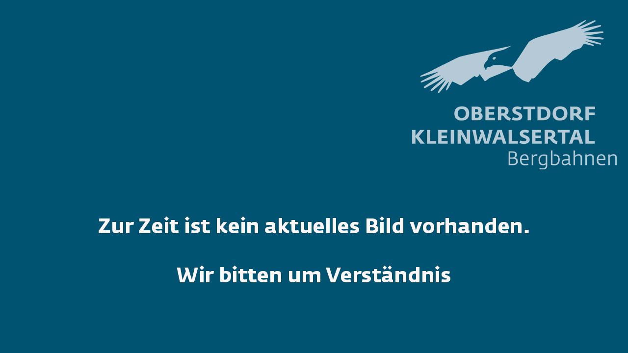 Webcam Walmendingerhornbahn