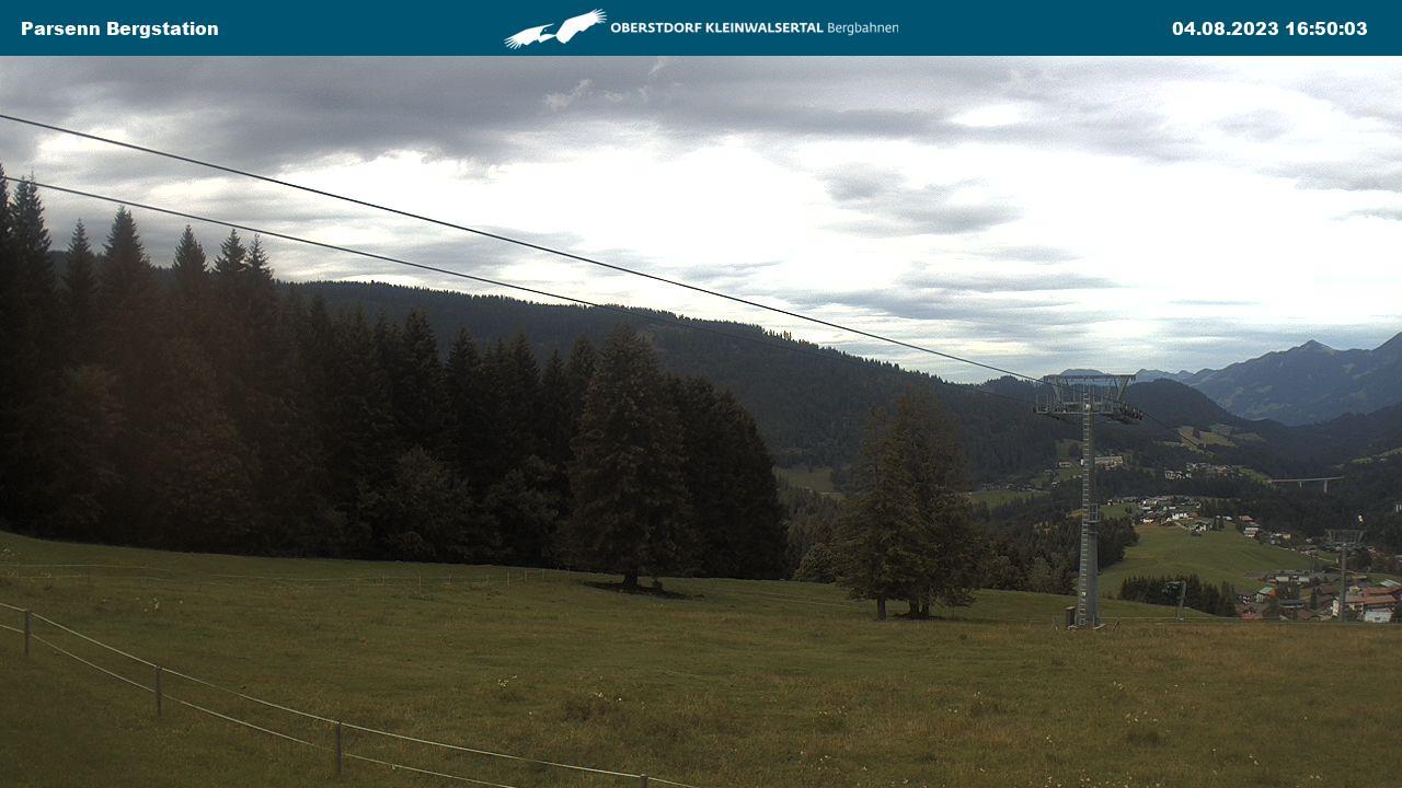 Webcam-Bild: Webcam - Heubergarena Schöntallift