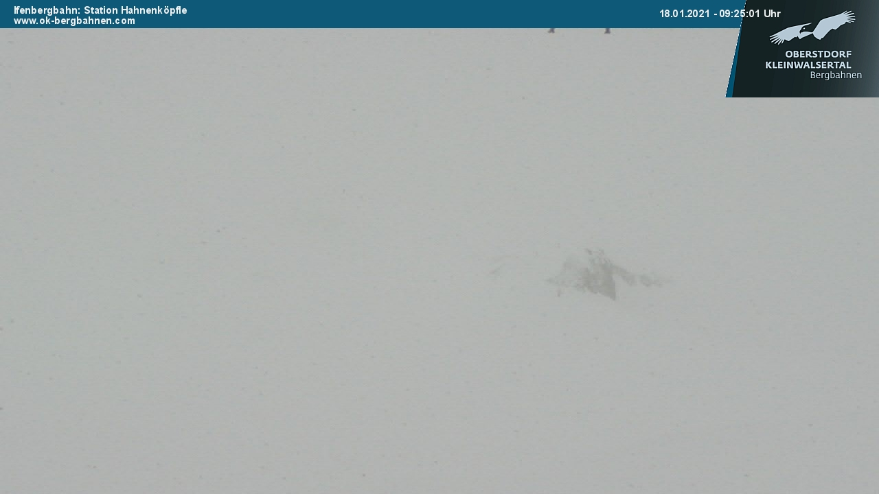 Webcam Ifen Bergbahn