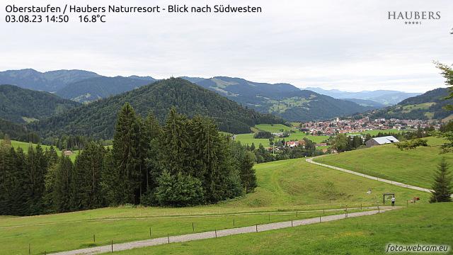 Webcam Haubers Alpenresort im Allgäu