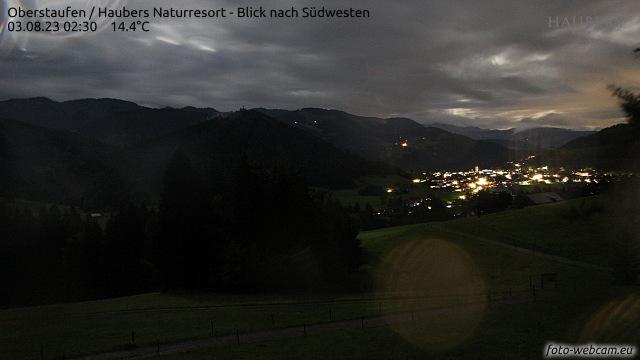 Webcam-Bild: Webcam - Haubers Alpenresort